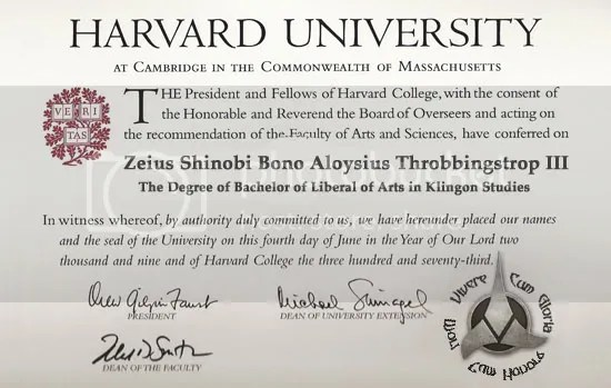 Image result for fake degree