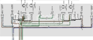 1978 Headlight Wiring with Diagram