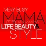 Very Busy Mamá {life, beauty & style}