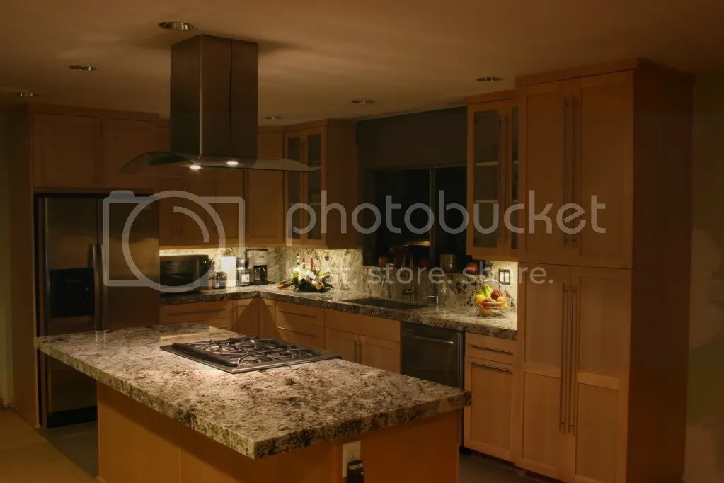 Help me pick a granite! Natural maple cabinets/dark floors on What Granite Goes With Maple Cabinets  id=11336