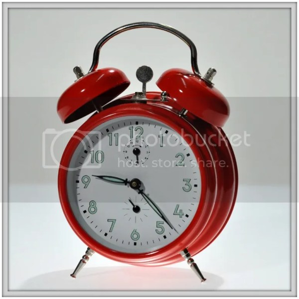 Tips to get your family out the door on time: set your clocks a few minutes fast, and set alarms on your phone to remind you to stay on task