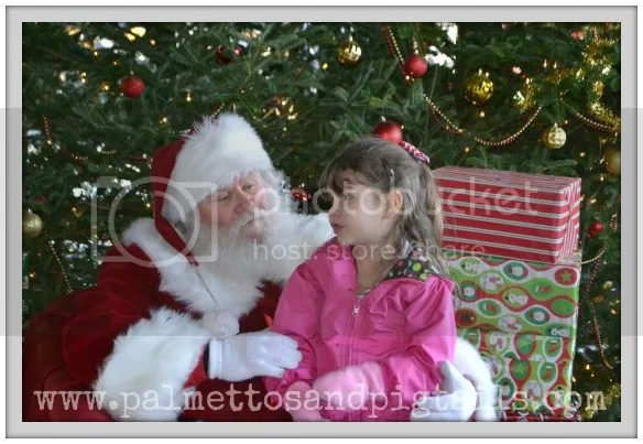 The Polar Express Train Ride and DIY Pajama Reveal from Palmettos and Pigtails