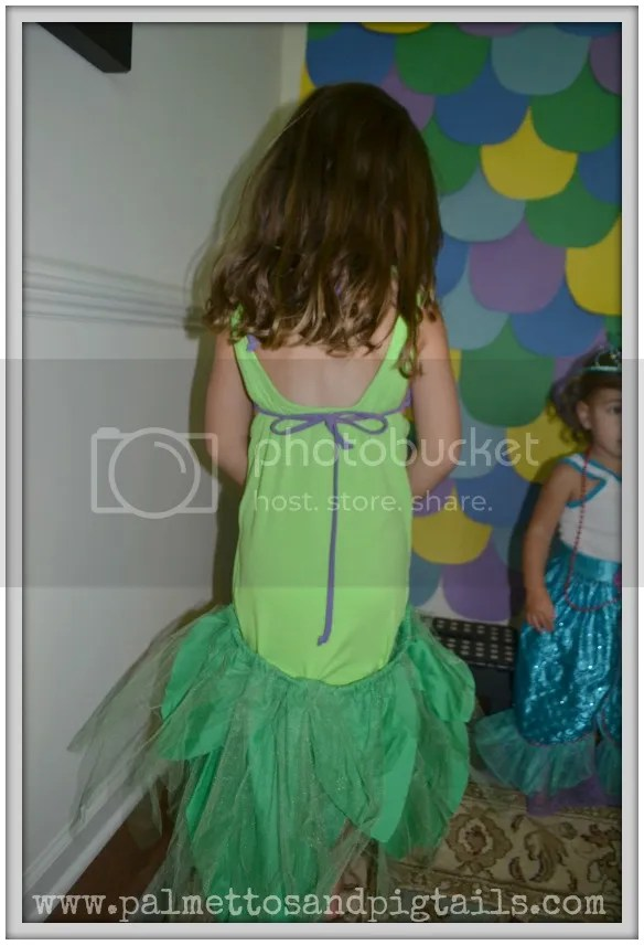 #TheLittleMermaid birthday party #shop #cbias #DisneyPrincessPlay