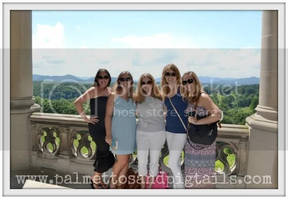 Girls Weekend at Biltmore Estate