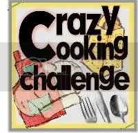 Crazy Cooking Challenge hosted by Mom's Crazy Cooking