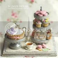 Miniaturas encantadoras: Nunu's House