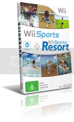 [Wii] Wii Sports + Wii Sports Resort (2011) PAL - Full ITA P2P