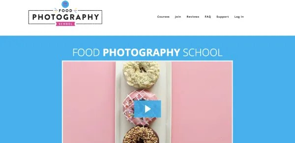 3 online photography resources for aspiring food bloggers