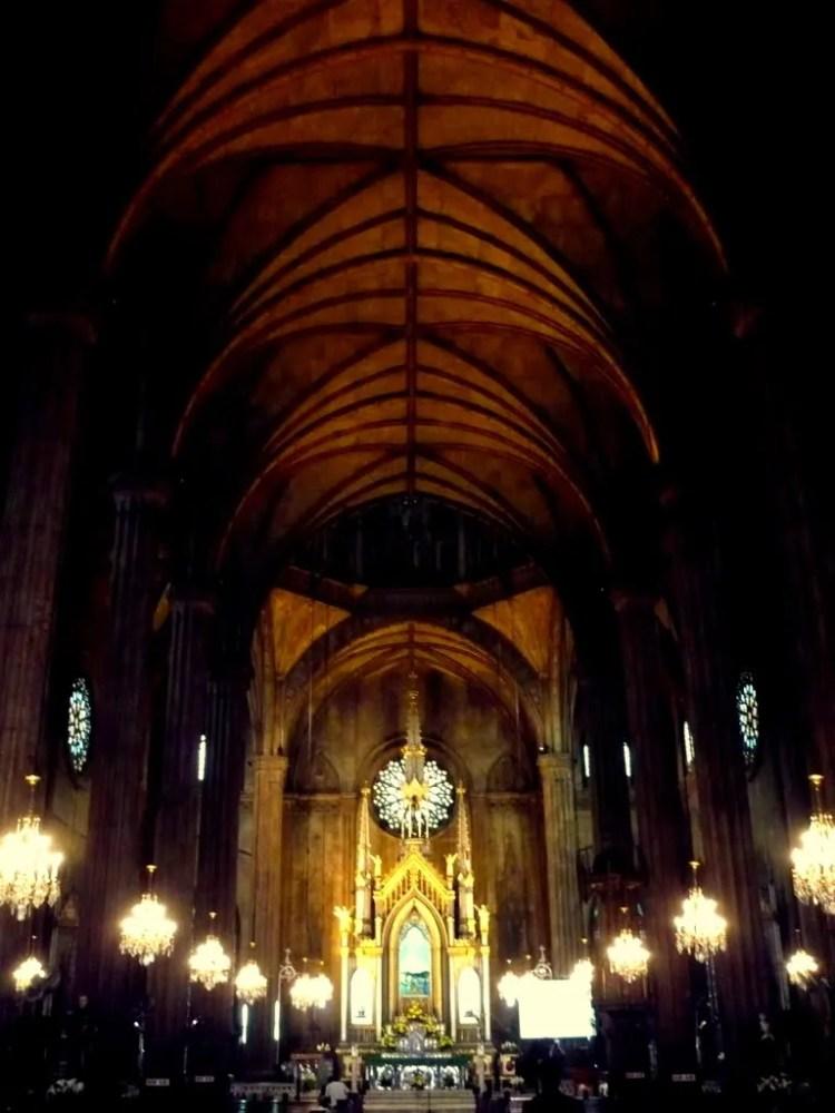 Filipino Gothic (3/6)