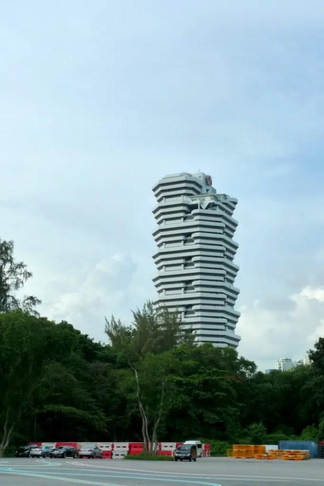 A Bird's Eye View of Singapore (4/6)