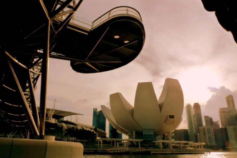 A Bird's Eye View of Singapore (6/6)