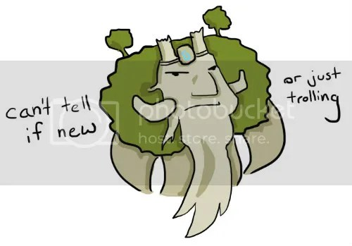 Treant Can't Tell