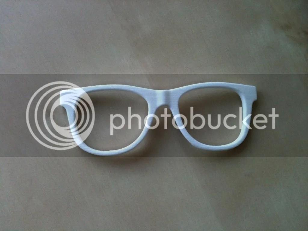 glasses shot