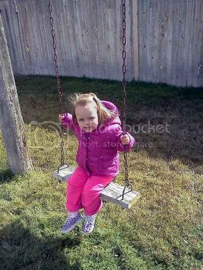 nellie swinging