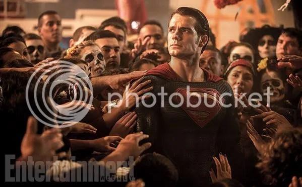 Henry Cavill returns as Superman in Batman v Superman: Dawn of Justice.
