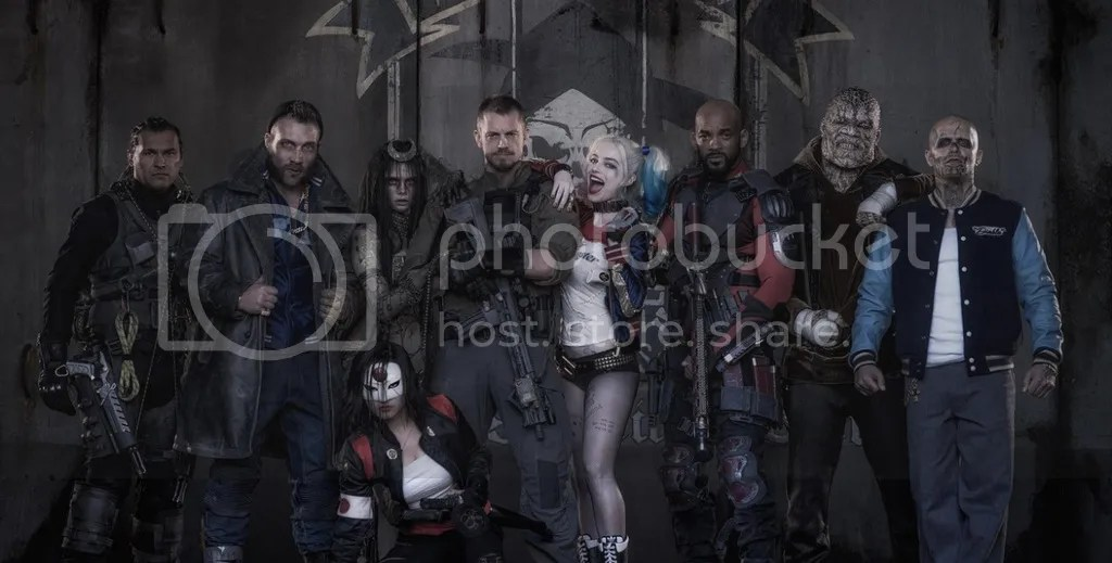 The teaser for David Ayer's Suicide Squad debuted at Comic-Con 2015.