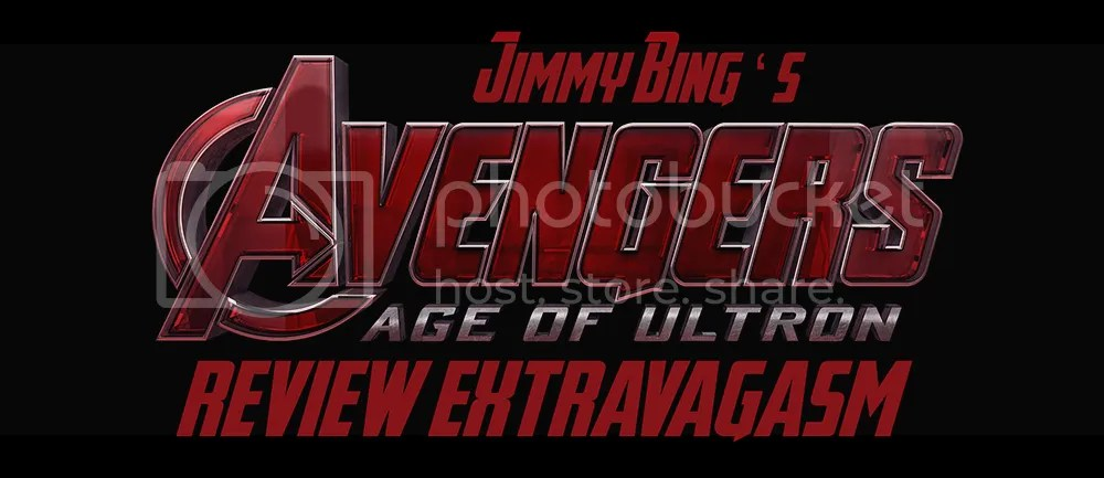 Jimmy Bing presents his Avengers: Age of Ultron review extravagasm!