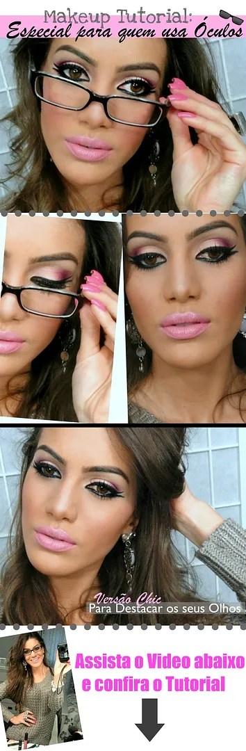 Make para Oculos