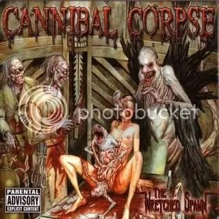 Cannibal Corpse [Discografia Completa] [Full]