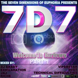7D: The Seven Dimensions of Euphoria - Vol. 7 - Part 1