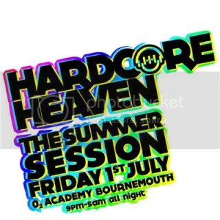 Chris Unknown - Live @ Hardcore Heaven, The Summer Sessions - 07.01.10.