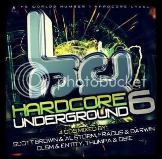 Hardcore Underground 6