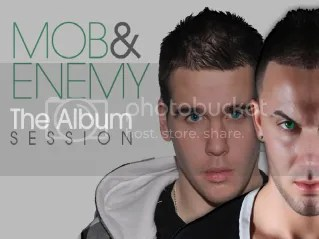 MOB & MC Enemy - The Album Sessions