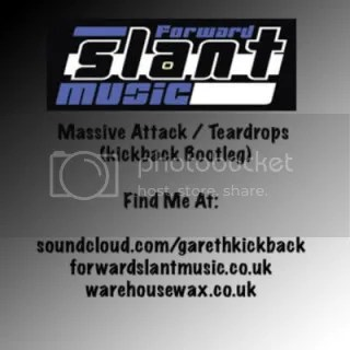 Massive Attack - Teardrops (Kickback Bootleg)