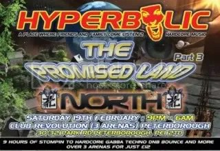 Hyperbolic, The Promised Lands - 19.02.11.