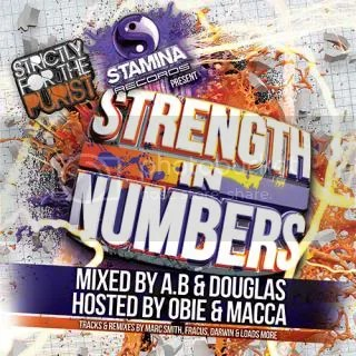 Stamin Records - Strength In Numbers