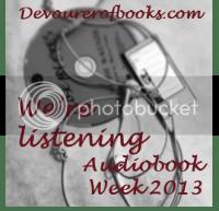Audiobook Week at Devourer of Books