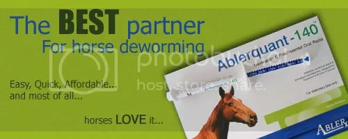 Ablerquant Horse Dewormers