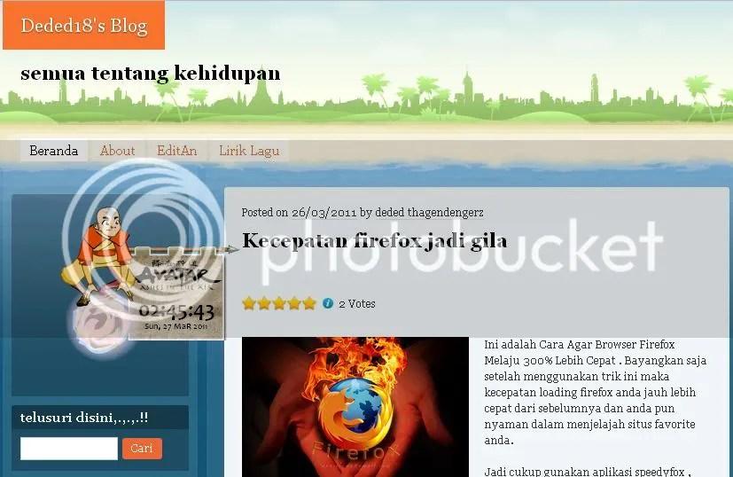 blog, wordpress, kriting, kribo,