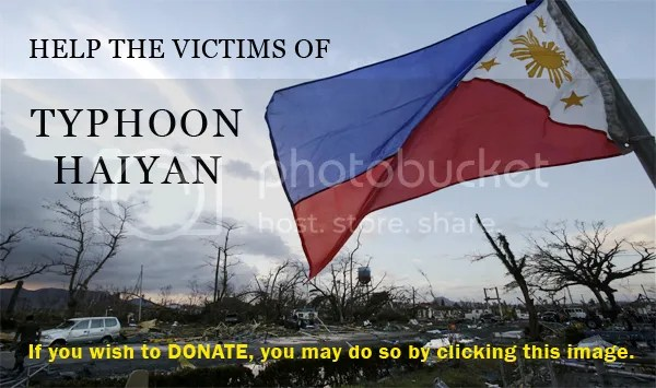 Bloggers Unite: A Fundraising Giveaway Event For The Vicitms Of Typhoon Haiyan