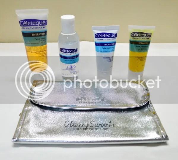 Celeteque DermoScience Hydration Free Bag