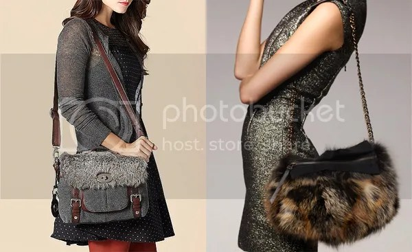 Fur Fashion Bags – The Epitome of Women Fashion and Style