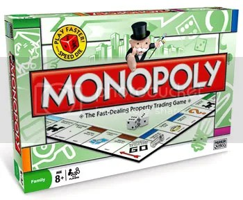 Family Board Games: Monopoly