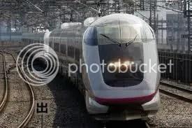 Új shinkansen menetrend