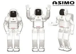 Majdnem gondolkodó japán robot!