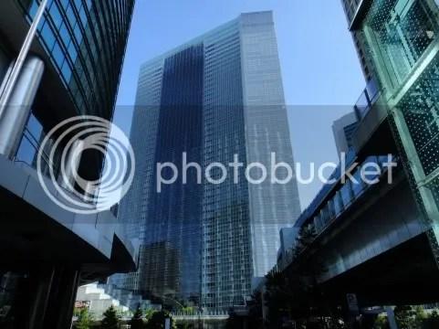 Inter Japán Magazin: Shiodome irodaház