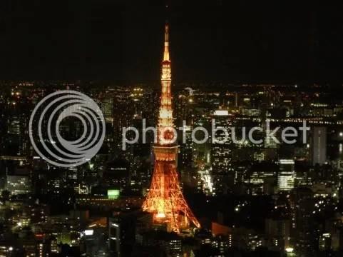 Inter Japán Magazin: A Tokió Torony éjszaka
