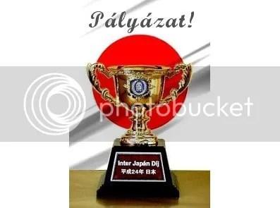 Inter Japán pályázat III. díj