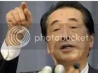 Kan Naoto: A kormány vállalja a felelősséget