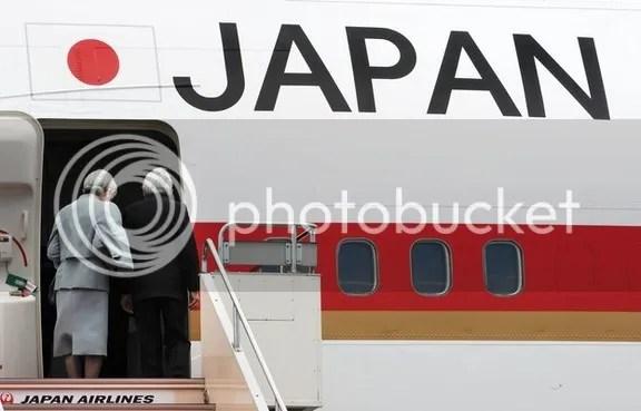 Angliába utazott Akihito császár és Michiko császárné