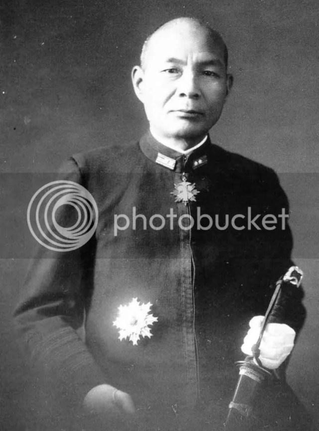 Vice Admiral Ugaki Matome