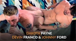 Dakota Payne, Devin Franco & Johnny Ford