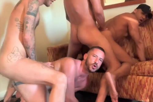 Five Man GangBang!!!!