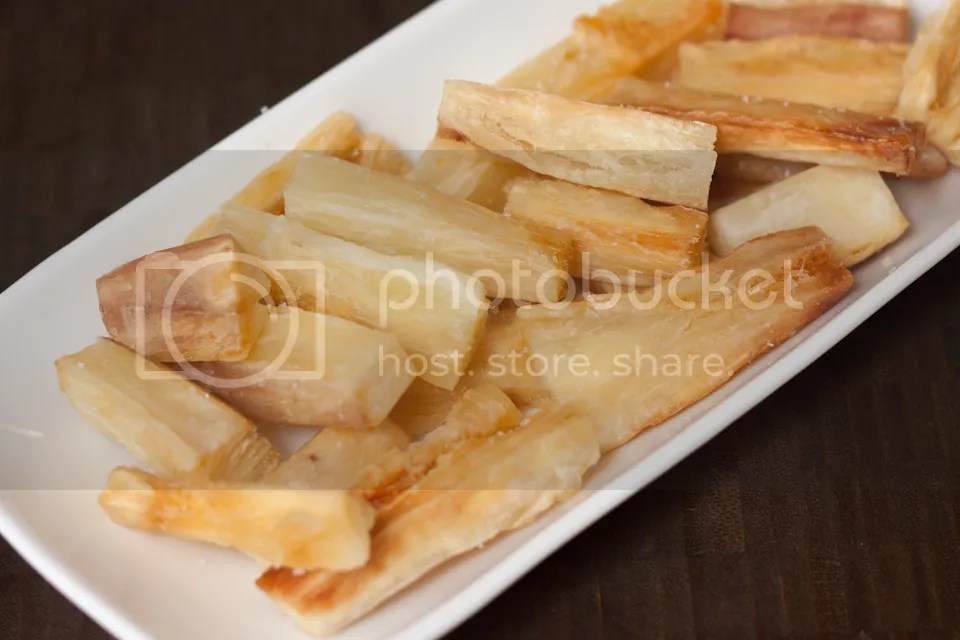 how to cook yucca fries