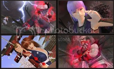 DEAD OR ALIVE 3D