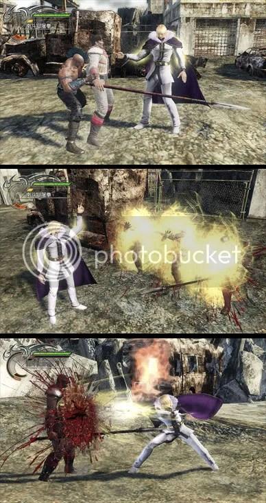Hokuto Musou DLC - Shin